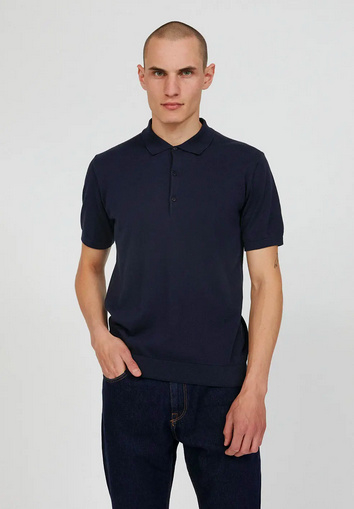 Armed Angels || PAALO polo: depth nacy
