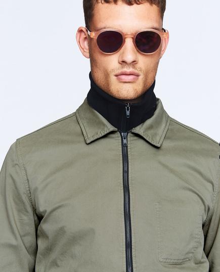 Elvine || PREBEN jacket: vetiver