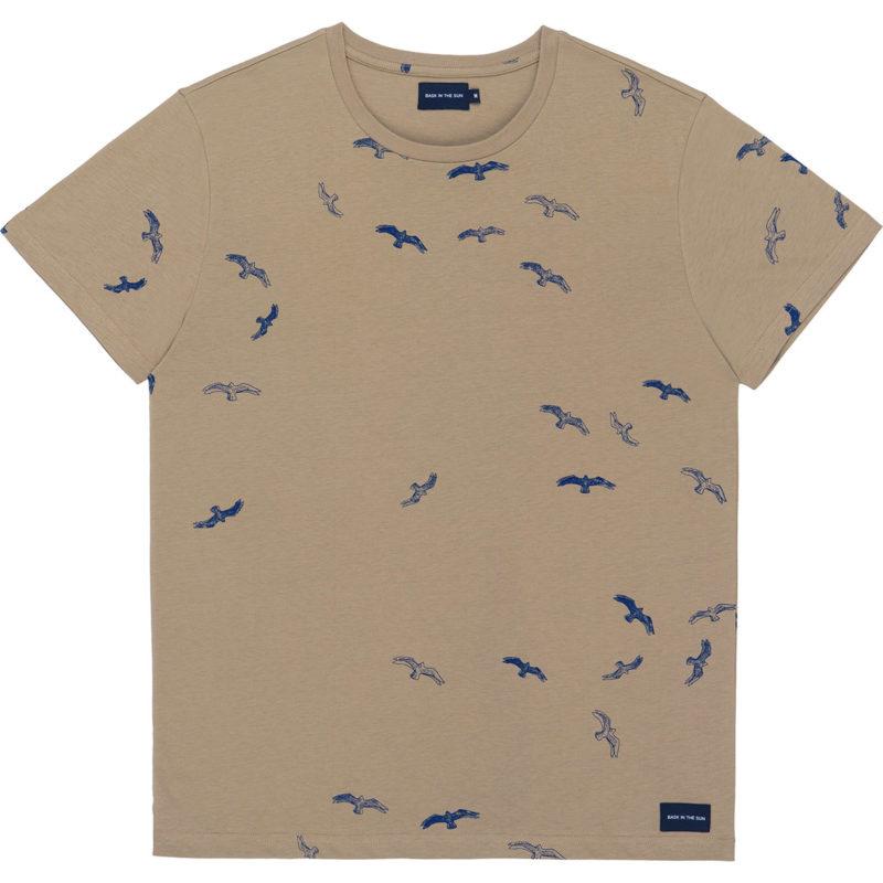 Tee SEABIRDS; Tabacco