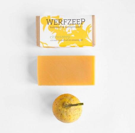 Werfzeep    citrus