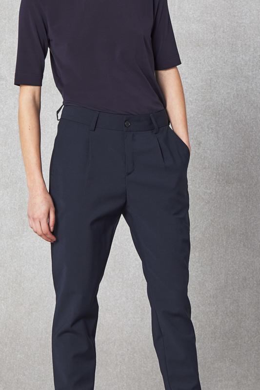 Elvine || ERIN pants: dark navy