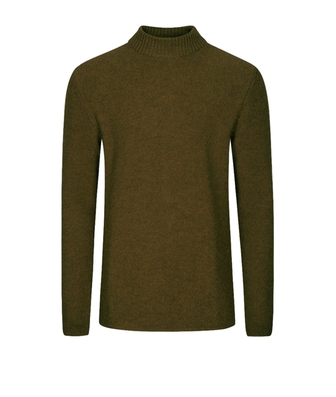 Johnny Love || BOWIE turtle knit: forrest