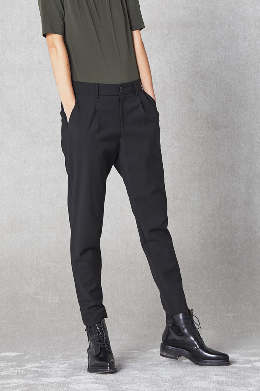 Elvine || ERIN pants: black