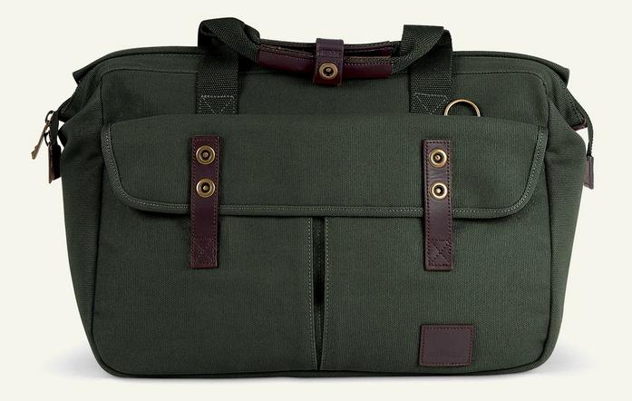 Millican || Martin the Briefcase 20L; Slate Green