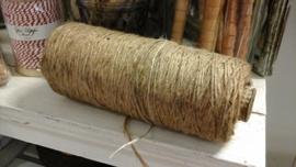 Grote oude klos touw