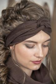 JDL Haarband - True treasure - Dark brown
