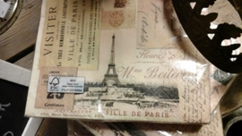 Servetten Paris