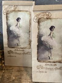 Zak met Lavendel - Ballerina