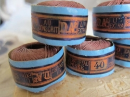 Oude franse bolletjes garen