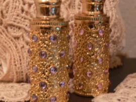 Parfumflesje steentjes