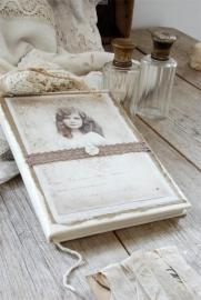 JDL - Dagboek/notitieboek meisje (JDL60)