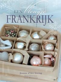 JDL - Boek Een vleugje Frankrijk (kerstboek)