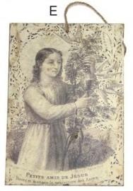 Jeanne d`Arc Living - Prent E (JDL52)