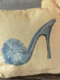 Set van 3 Kussens - Shoe