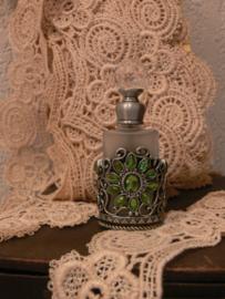 Parfumflesje bloem
