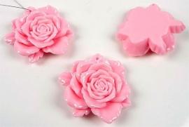 Rozenhanger - roze (D06)