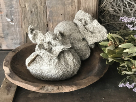 Linnen geurbuideltje - Vanille