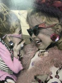 Kaart - 2 Happy Girls