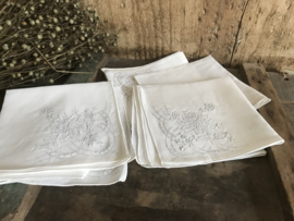 Oude zakdoekjes