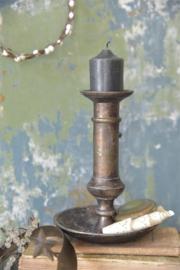 JDL - kaars 8 cm - antraciet