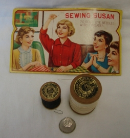 Naaldenmapje Sewing Susan (FT121)
