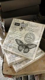 Servetten Vlinder