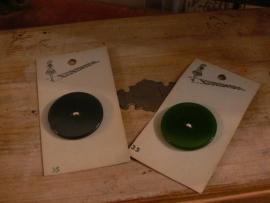 Set van 2 kaartjes grote knoop (FT99)