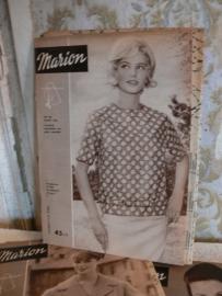 Marion van maart 1962 (B172)