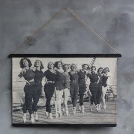 Fotodoek Dames ballet