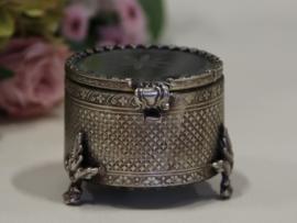 """""""Chic Antique""""  Juwelendoosje antiek zilver"""