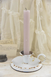 JDL - set van 4 kaarsen (light plum)