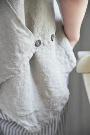 Top - Simply curious - Linen color, maat XL/2XL