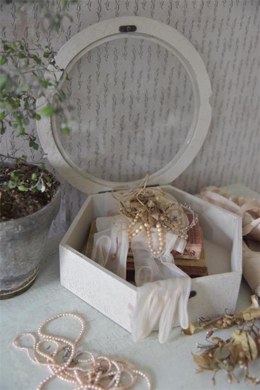 JDL - Decoration box cream