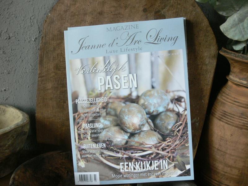 JDL magazine  nr. 3 - 2019  Pasen