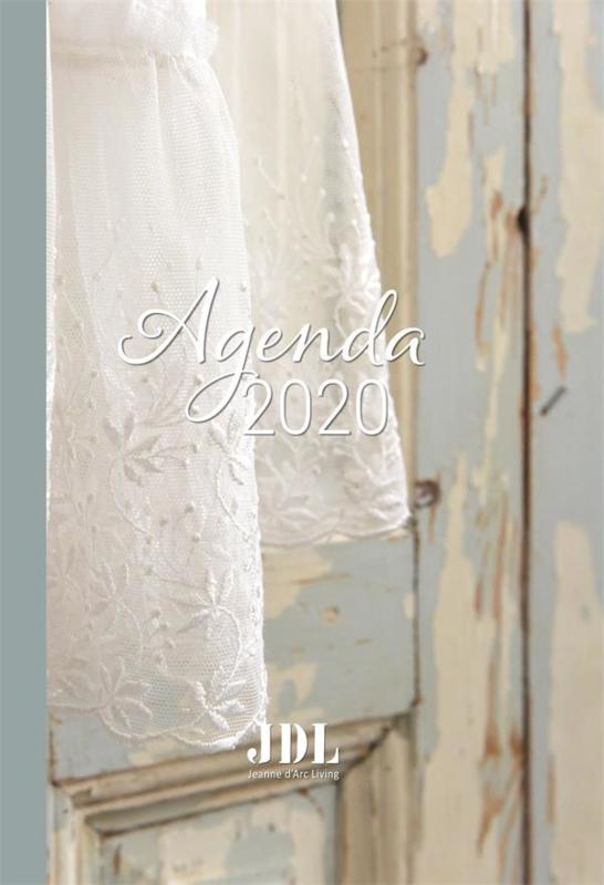 Prachtige agenda 2020 van JDL