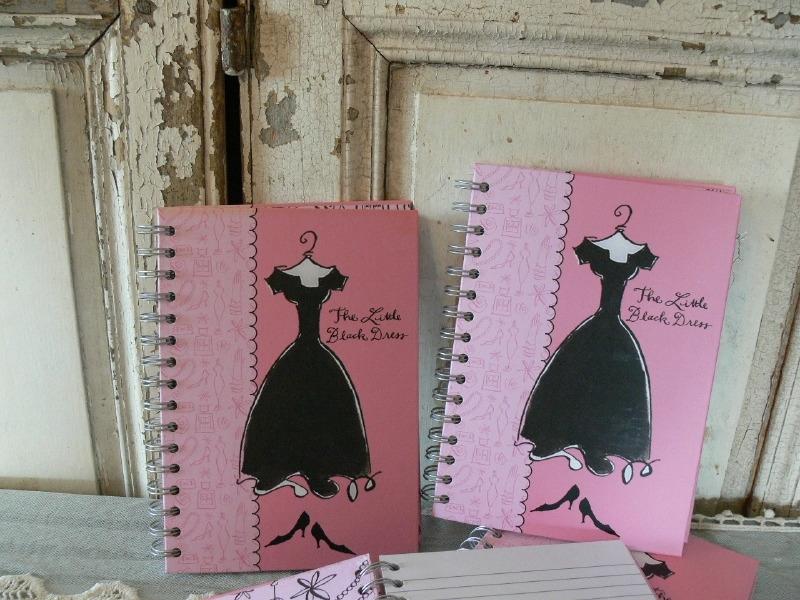 Notitieboek Little Black Dress