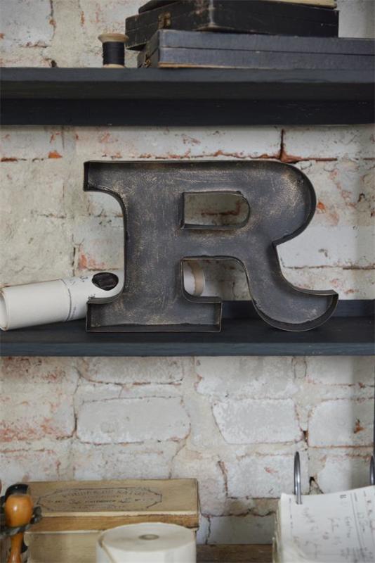 JDL - R-sign (25 cm)