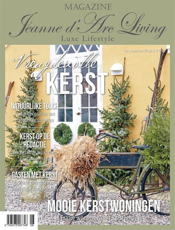 JDL magazine  nr. 8 - De Kerstmagazine
