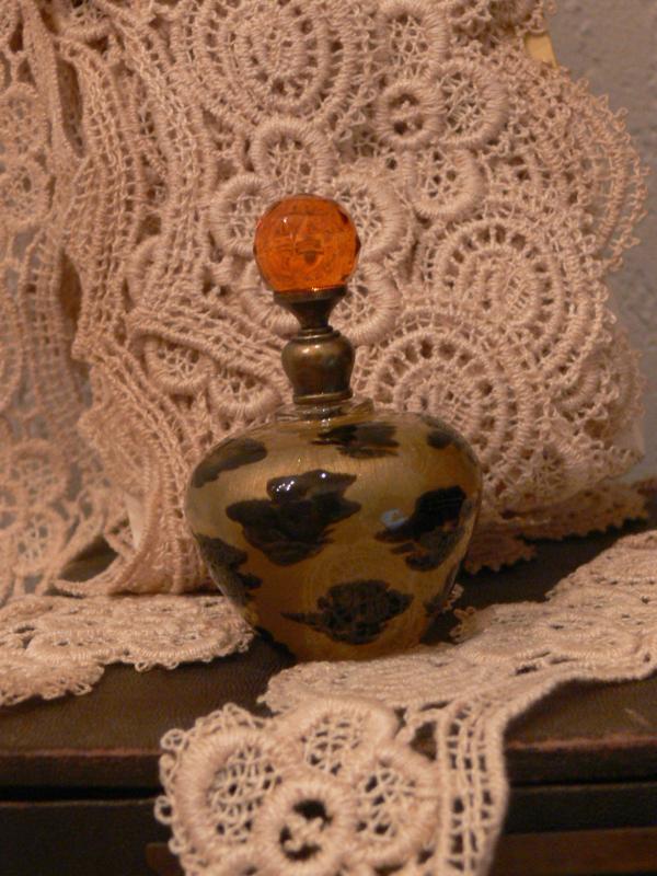 Parfumflesje leopard