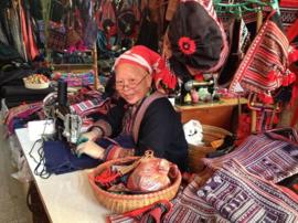 Hmong jurkje uit Vietnam