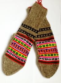Warme sokken uit India
