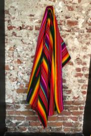 Guatemala bont gekleurde dekens