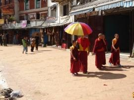 Kussen uit Nepal