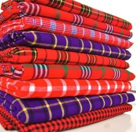 Masai deken uit Kenia