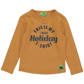funky xs shirt holiday warm yellow