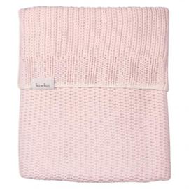 koeka wieg deken-belize-water-pink