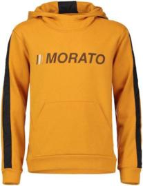 antony morato hoodie mkfl00290 yellow