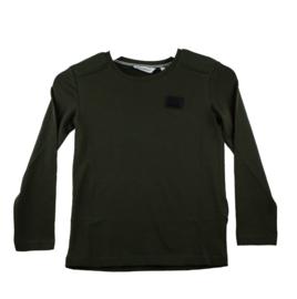 antony morato shirt mkkl00194 green