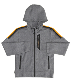 antony morato hoodie mkfl00286 grey