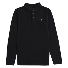 lyle and scott polo lsc0084s black